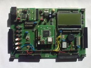 myAVR-MK3-Board